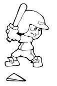 Base ball player